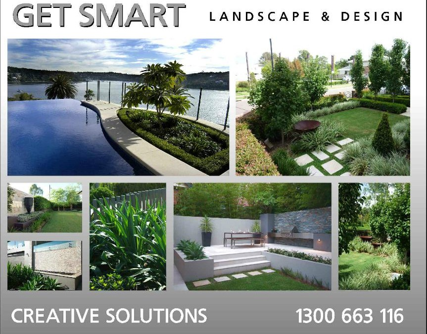 Welcome to Get Smart Landscaping